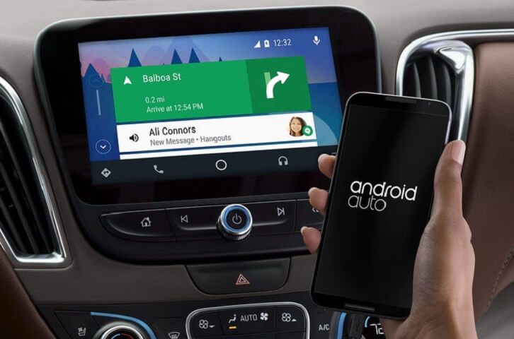 Android-Auto-installation