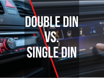 Double DIN vs. Single DIN Car Head Units