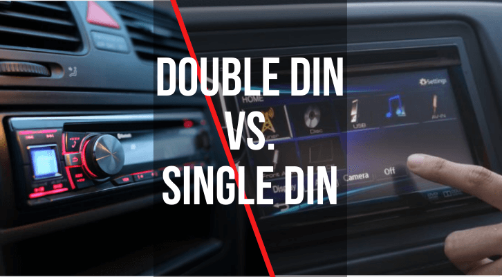 Double DIN vs. Single DIN Car Head Units