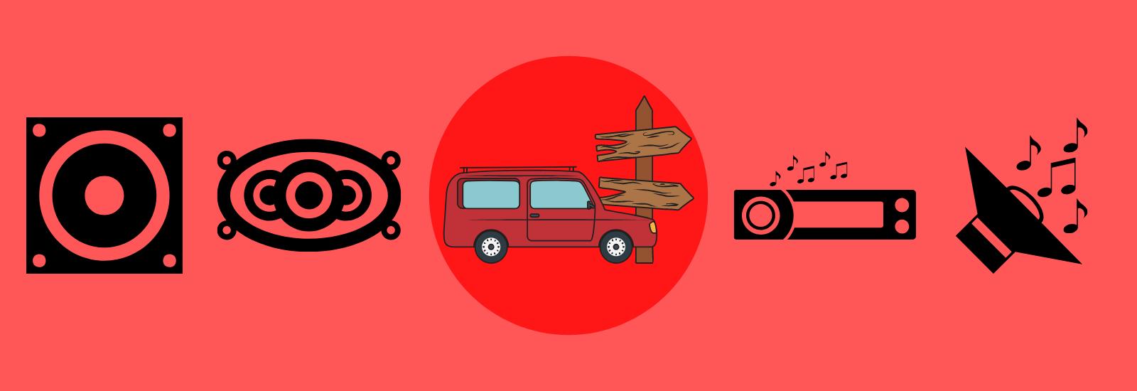 car audio guides