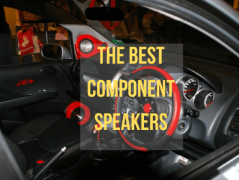 The Best Component Speakers